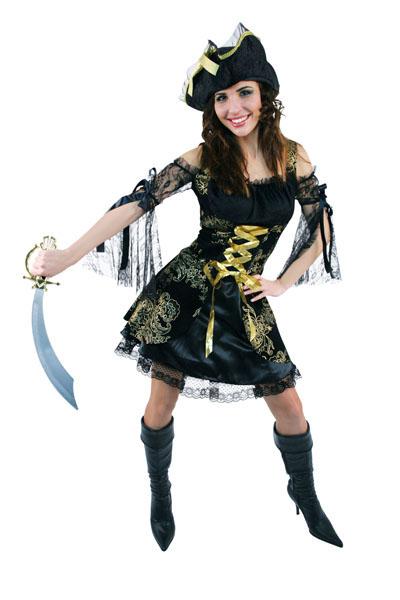 Piratin Lady Davis