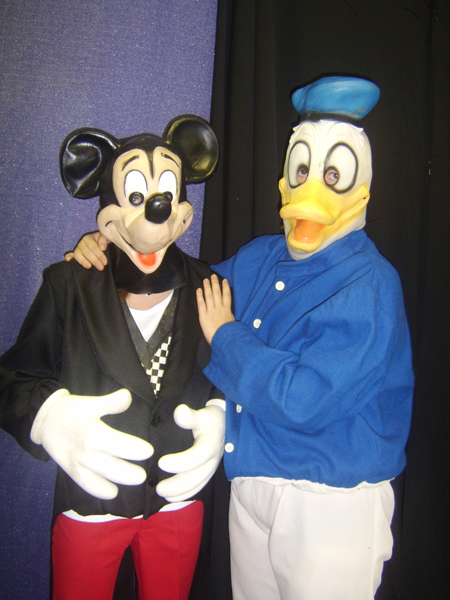 Micky und Donald